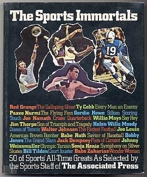 The sports immortals: Associated Press