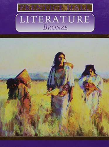 9780138382100: Ph Literature SE Bronze Grade