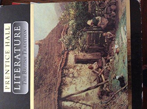 9780138382773: Prentice Hall Literature British Tradition Grade 12 Student Ed