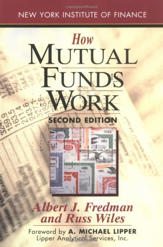 9780138397210: How Mutual Funds Work: Second Edition (New York Institute of Finance)