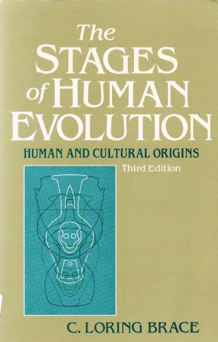 9780138401665: The stages of human evolution: Human and cultural origins