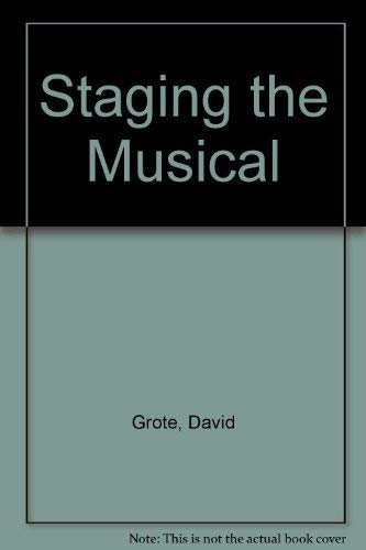 9780138401825: Staging the Musical