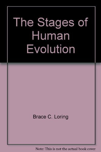 9780138402990: The Stages of Human Evolution