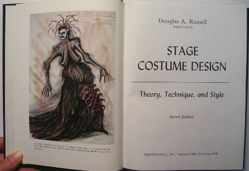 9780138403492: Stage Costume Design: Theory, Technique, and Style