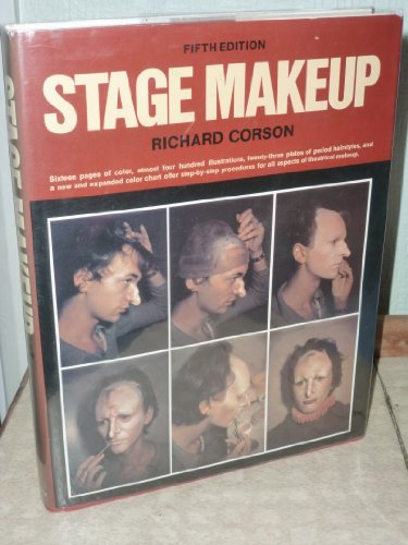 9780138404963: Stage Makeup