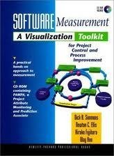 9780138406950: Software Measurement: A Visualization Toolkit for Project Control and Process Improvement (Hewlett-Packard professional books)