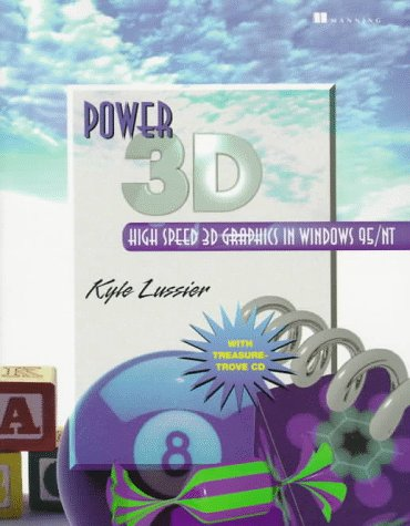 9780138412142: Power-3d: High Speed 3d Graphics in Windows 95/NT