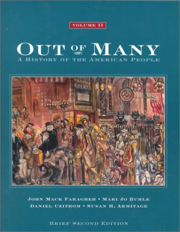 9780138414870: Out of Many: A History of the American People : Brief Edition (Out of Many Brief)