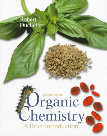 9780138419332: Organic Chemistry: A Brief Introduction