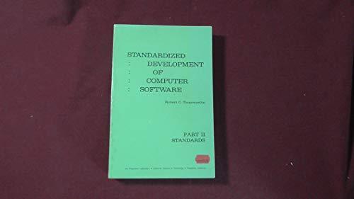 9780138422035: Standardized Development of Computer Software: Part II Standards