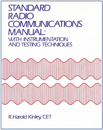 9780138423940: Standard Radio Communications Manual: With Instrumentation and Testing Techniques