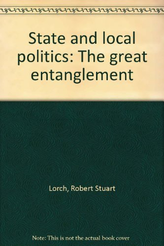 9780138434823: Title: State and local politics The great entanglement