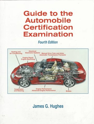 9780138445805: Guide to the Automobile Certification Examination