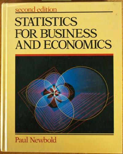 9780138451738: Statistics for business and economics