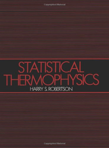 9780138456030: Statistical Thermophysics