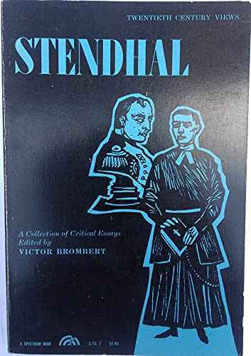 9780138465353: Stendhal: A Collection of Critical Essays