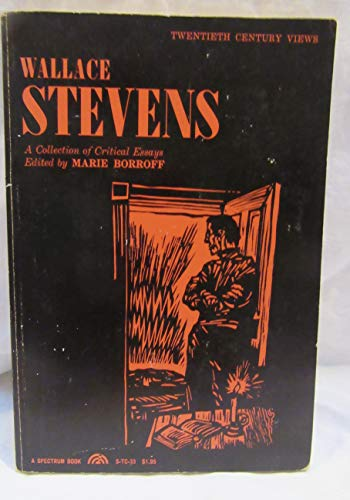 9780138466008: Wallace Stevens; a collection of critical essays