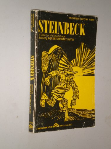 9780138466428: Steinbeck: A Collection of Critical Essays (20th Century Views S.)