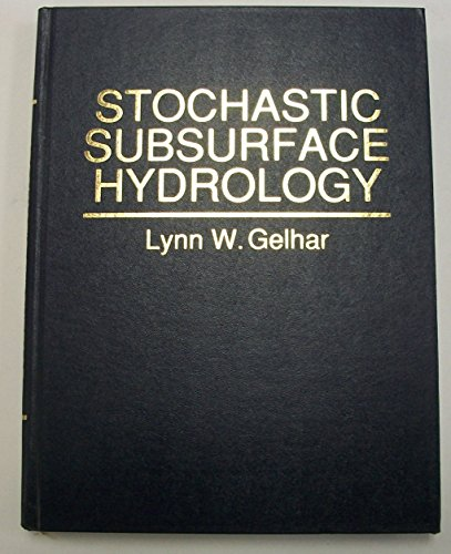 9780138467678: Stochastic Subsurface Hydrology