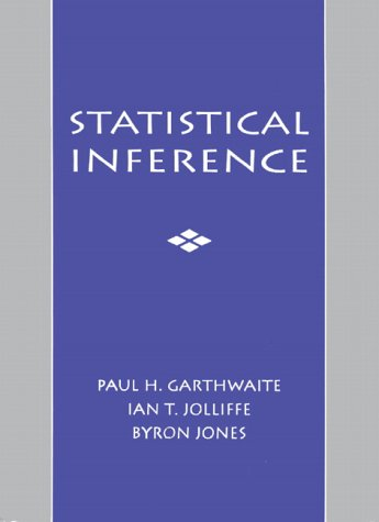 9780138472603: Statistical Inference (Ellis Horwood Series in Mathematics & Its Applications)
