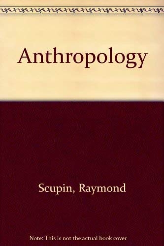 9780138486075: Anthropology