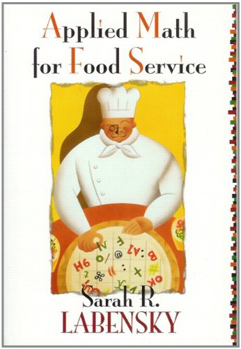 9780138492175: Applied Math for Food Service