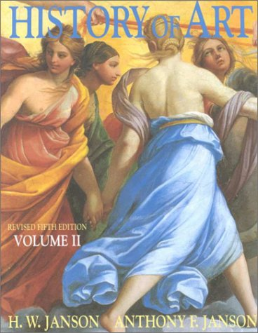 History of Art: H. W. Janson,