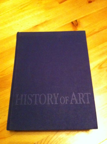 9780138492410: History of Art, Revised-Combined Edition