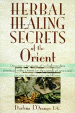 9780138493165: Herbal Healing Secrets of the Orient