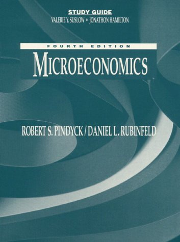 9780138494728: Study Guide for Microeconomics