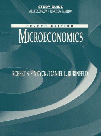 9780138494728: Microeconomics: Study Guide