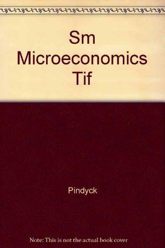 9780138494803: Sm Microeconomics Tif
