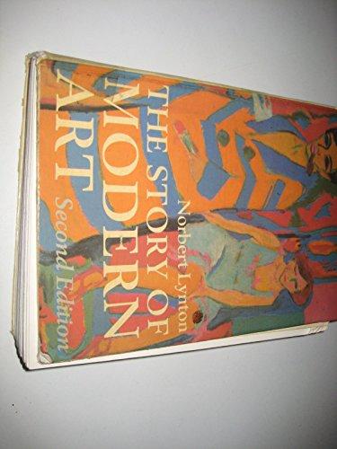 9780138499020: Story Modern Art