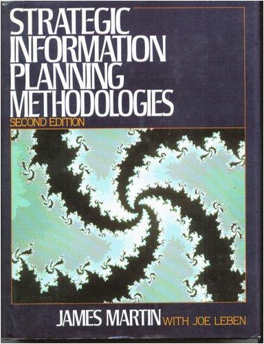9780138505387: Strategic Information Planning Methodologies