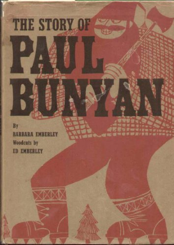 9780138507848: The Story of paul Bunyan