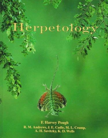 Herpetology: Robin M. Andrews;