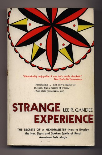 9780138509668: Strange Experience: The Secrets of a Hexenmeister