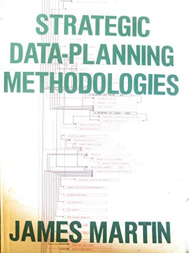 9780138511135: Strategic data-planning methodologies