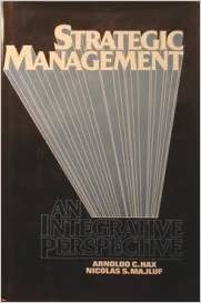 9780138512705: Strategic Management: An Integrative Perspective