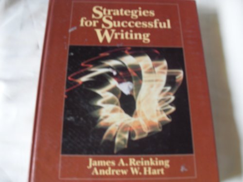 9780138514600: Strategies for Successful Writing