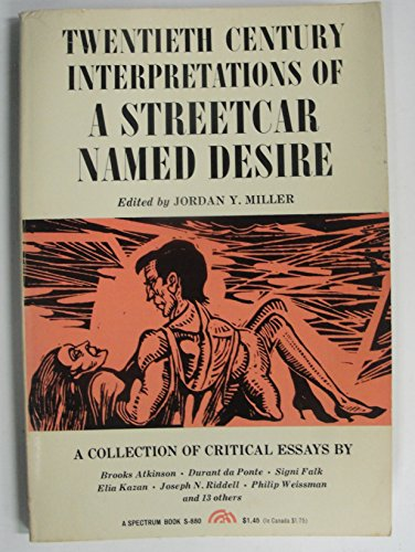 "9780138514853: Williams' ""Streetcar Named Desire"": A Collection of Critical Essays (20th Century Interpretations)"
