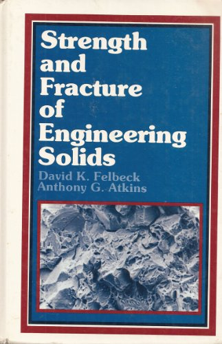 9780138517090: Strength and Fracture of Engineering Solids