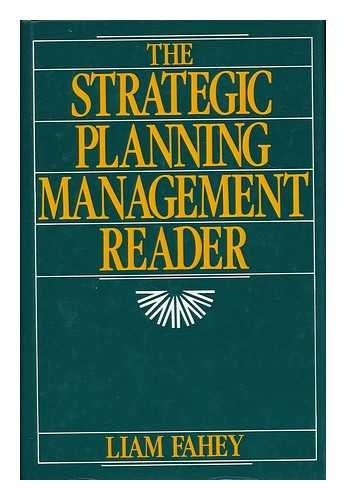 9780138517595: The Strategic Planning Management Reader