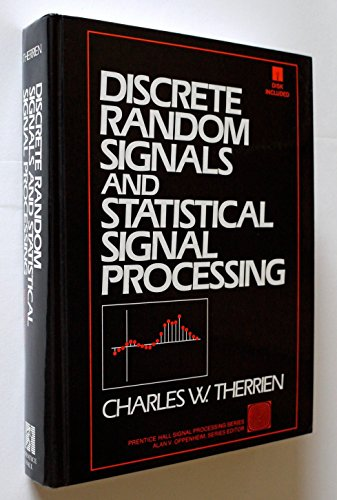 9780138521127: Discrete Random Signals and Statistical Signal Processing/Book and Disk (Prentice-Hall Signal Processing Series)