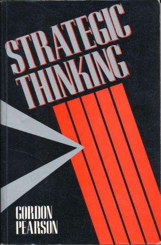 9780138521530: Strategic Thinking