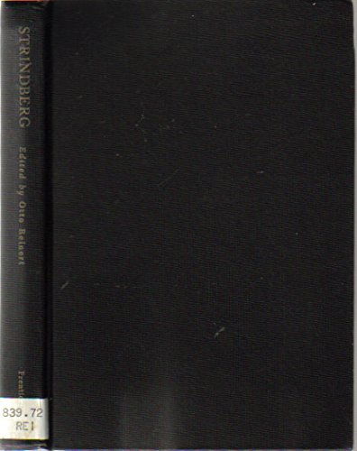 9780138528065: Strindberg: A Collection of Critical Essays (20th Century Interpretations)