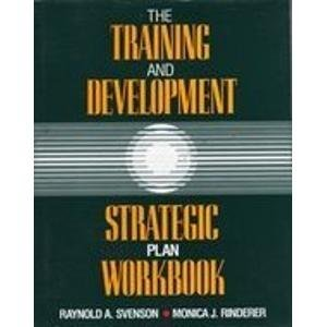 9780138538620: The Training and Development Strategic Plan Workbook