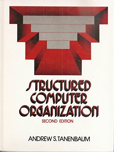 9780138544898: Structured Computer Organization