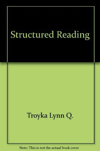 9780138545888: Title: Structured reading