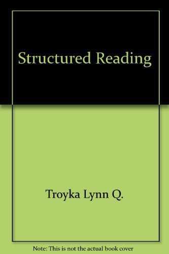 9780138545888: Structured reading